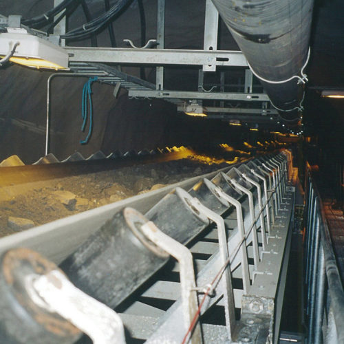 The project of Pyhäsalmi Mine was finished in the year 2000